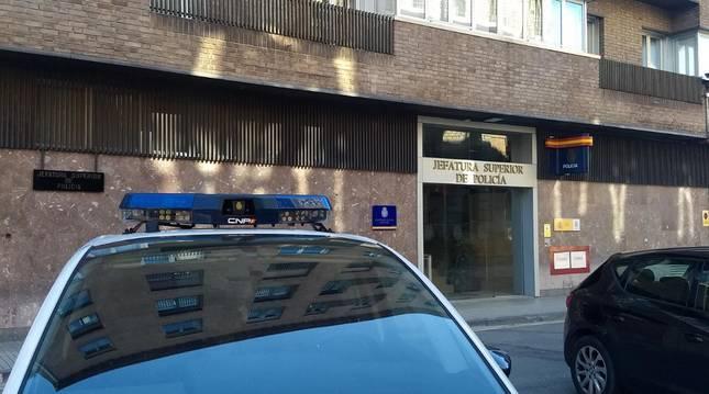 foto de Comisaría de la Policía Nacional en Pamplona