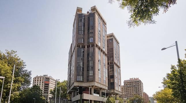 Edificio Singular de Pamplona