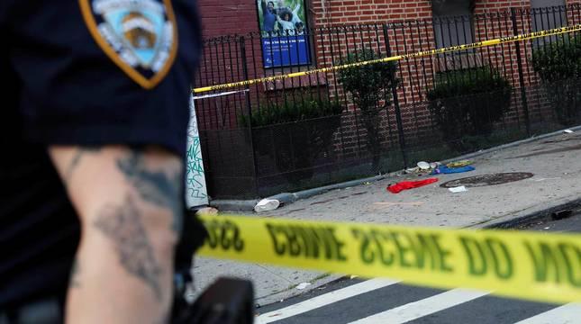 Un adolescente, supuesto responsable de disparar a cinco personas en Brooklyn