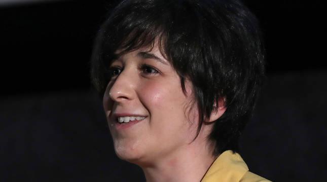 La directora, productora y guionista Bea Carretero, en Golem.