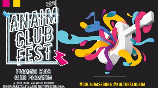 foto de Cartel del Anaim Club Fest