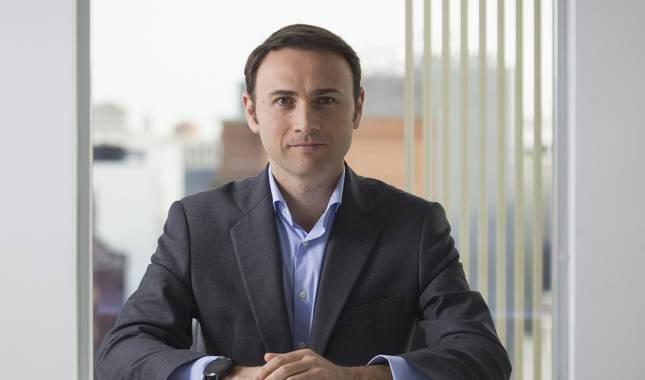 El director general de EQT Private Equity en España en EQT Partners, Carlos Santana.