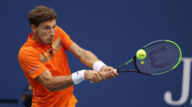 Foto del tenista Pablo Carreño.