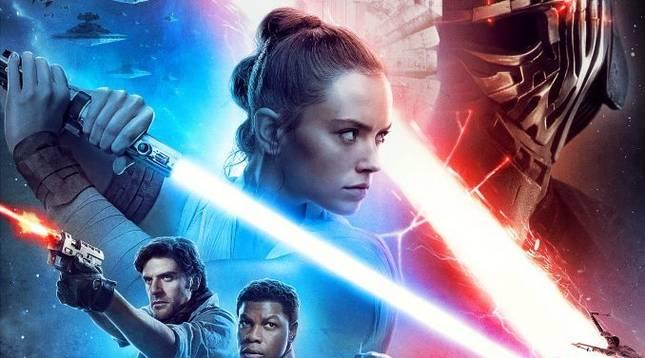 Un fotograma de 'Star Wars: El ascenso de Skywalker'