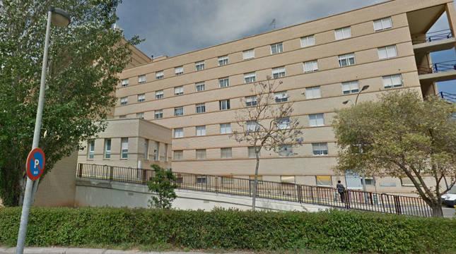Exterior del Hospital General de Castellón.