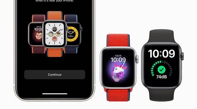 Novedades y lanzamientos de Apple