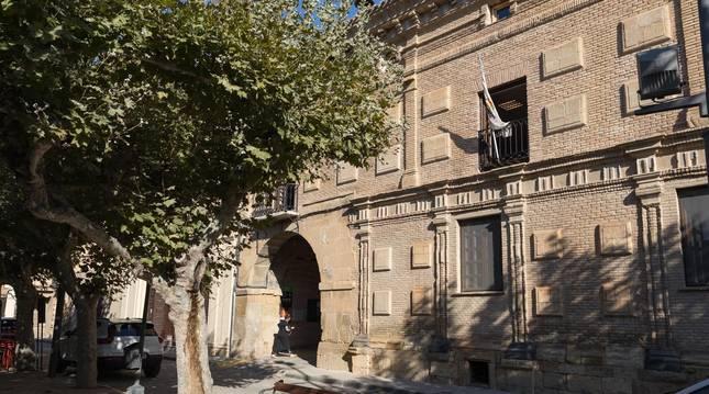 foto de Fachada del Ayuntamiento de Fitero