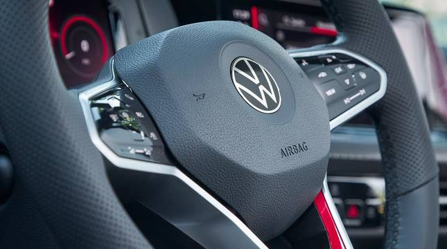 Foto de un vehículo de Volkswagen.