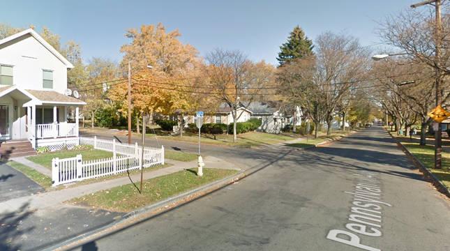 El tiroteo tuvo lugar en la Avenida Pensilvania de Rochester, en Nueva York (EE UU).