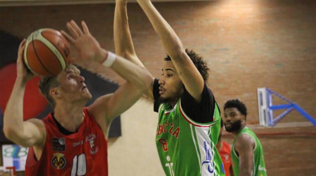 Fausto Pichardo no se incorporará a Basket Navarra