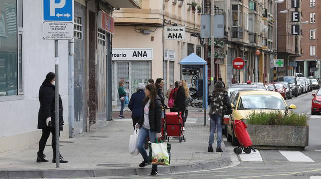 El Ayuntamiento de Burlada habilita la venta de 9.500 bonos comerciales