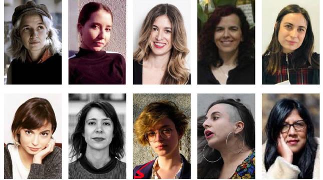 Diez autoras que agitan el panorama editorial, en octubre en Letraheridas