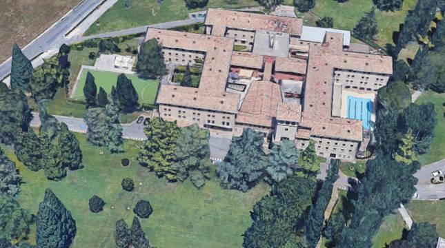 Confinados 18 residentes del Colegio Mayor Belagua por 2 positivos