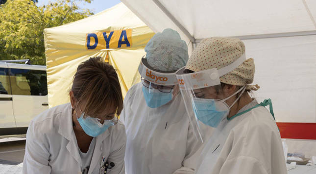 Los nuevos contagios han crecido un 15% en los últimos siete días