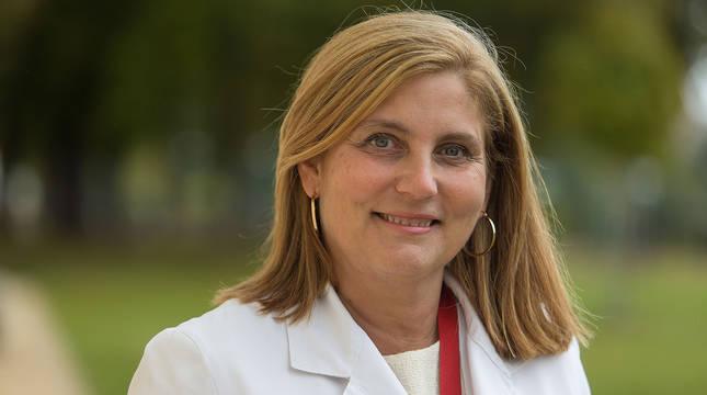 María Javier Ramírez Gil, nueva decana de la Facultad de Farmacia y Nutrición de la Universidad de Navarra.