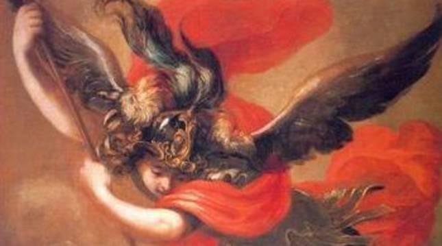 Una imagen de San Miguel Arcángel