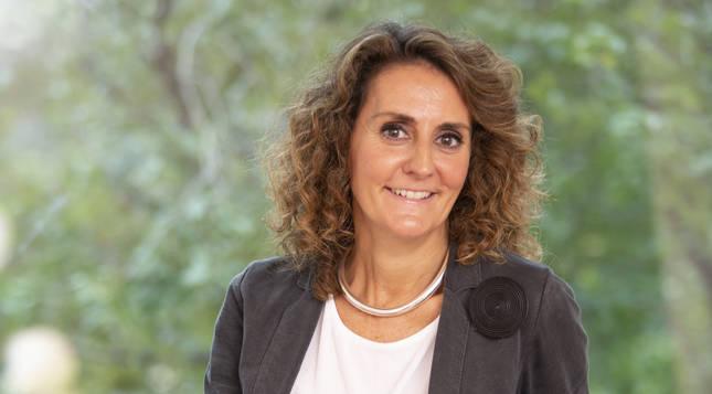 Gabriela Uriarte, directora del Área de Mujer del Consejo Mundial Empresarial para el Desarrollo Sostenible, en 'Comversaciones Más Cerca'