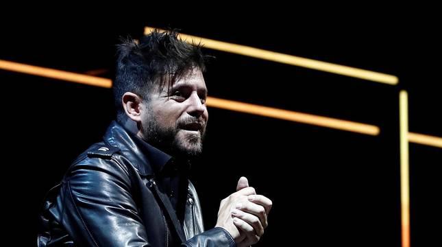 Concierto de Pablo López en el Navarra Arena
