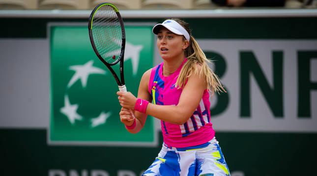 Foto de la tenista Paula Badosa.