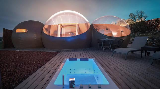 La experiencia en el hotel Mi luna, una de las más lujosas de España.