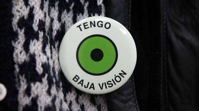 Logotipo de una campaña de sensibilización.