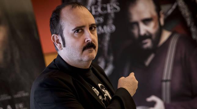 Carlos Areces será el presentador de la ceremonia de clausura y entrega de premios.