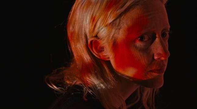 Fotograma de la película 'Possessor', de Brandon Cronenberg.