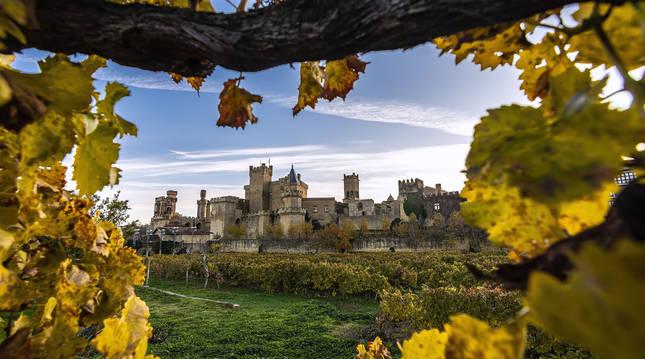 'Olite, un pueblo para enmarcar' se lleva el premio popular de la categoría Patrimonio.