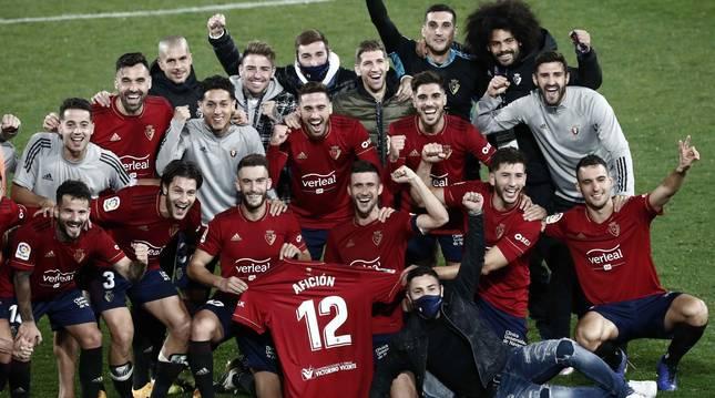 Puntuación de los jugadores de Osasuna contra el Athletic