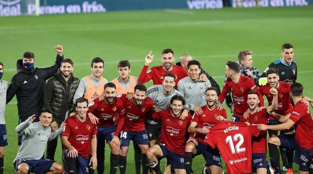Fotos del partido Osasuna 1-0 Athletic