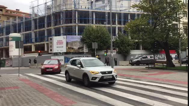 Vídeo: Protesta del sector hostelero en Pamplona