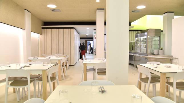 Comedo de la calle del Carmen en Pamplona