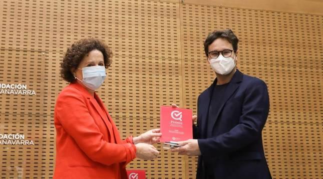 ALTER recoge el I Premio a los Proyectos e Iniciativas de Evaluación de políticas públicas