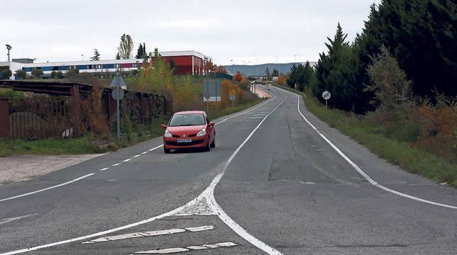 Piden conexión peatonal y para bicis entre Mutilva y Pamplona