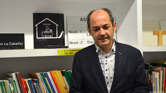 Luis Casado, nuevo protagonista de 'Comversaciones Más Cerca'.