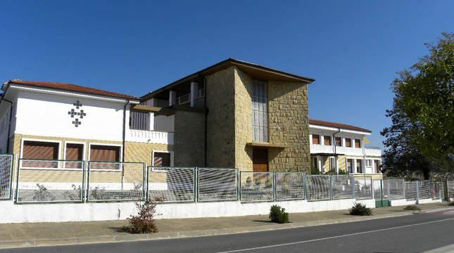 Un brote de 32 casos afecta a la residencia de monjas de Artieda (Urraúl Bajo)