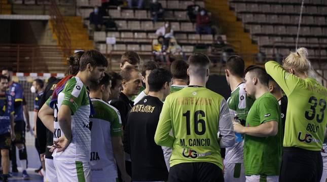 Anaitasuna gana por primera vez en León