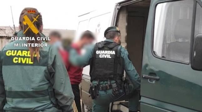 Desarticulan en Zamora una red de trata y liberan a 20 personas