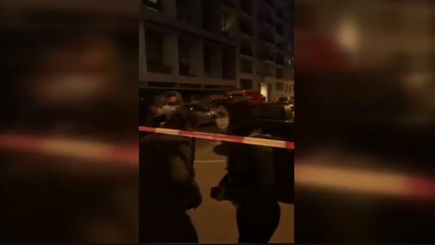 Vídeo: Tiroteado un cura ortodoxo en la ciudad francesa de Lyon