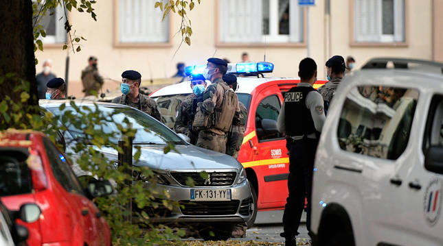 Herido grave un clérigo en Lyon dos días después del atentado de Niza