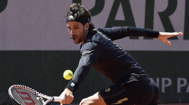 Foto del tenista Feliciano López.