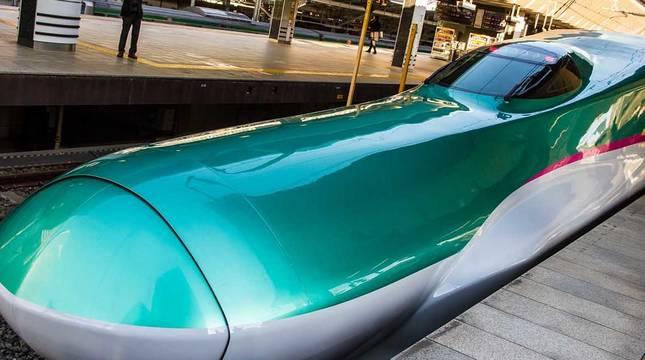Shinkansen E5, el tren bala más rápido del mundo