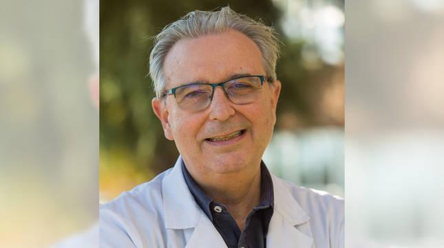 José María García-Mina Freire, catedrático de Química Agrícola y Edafología de la Universidad de Navarra.