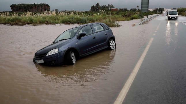 El temporal da un respiro a la Comunidad Valenciana tras dejar hasta 502 l/m2