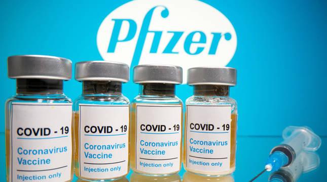 Pfizer asegura que su vacuna contra el Covid-19 es eficaz