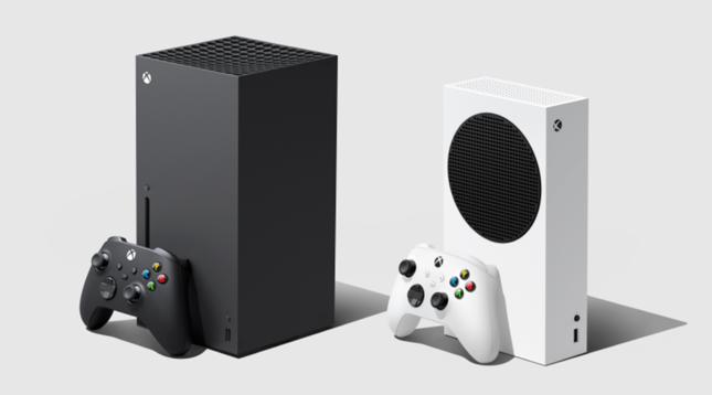 Dos nuevas Xbox que han salido a la venta.