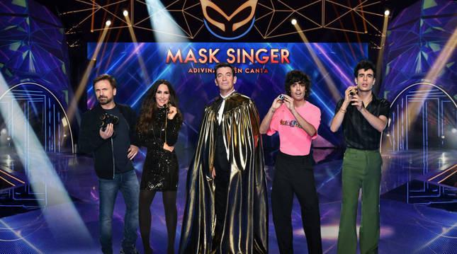 Arturo Valls presenta este talent show que cuenta con los Javis, Malú y José Mota como jurados.