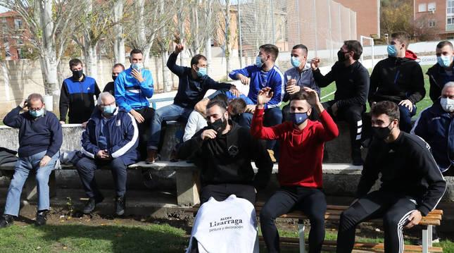 La espera ha sido tensa pero el Cantolagua ya conoce su rival en la Copa del Rey.
