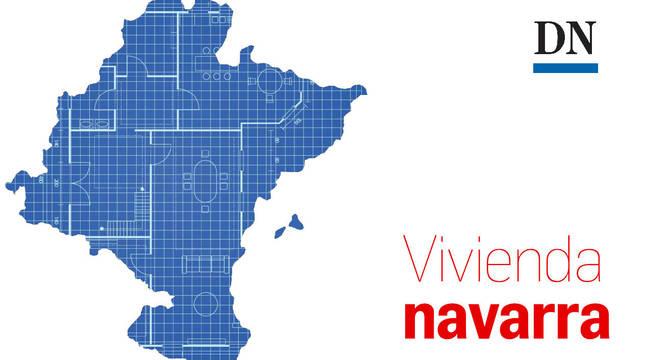 Suplemento de Vivienda de Diario de Navarra.