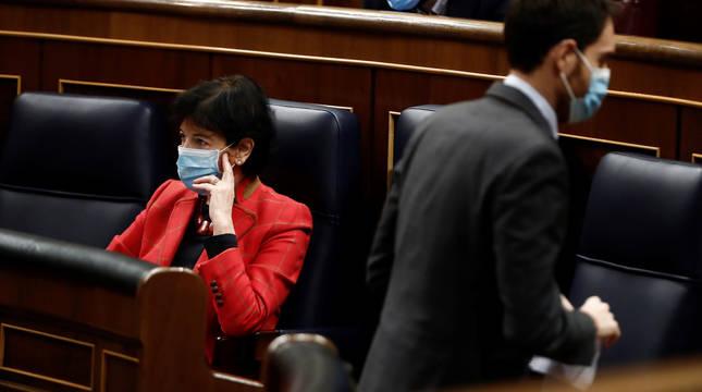 El debate de ley Celaá acaba con gritos de libertad desde la derecha